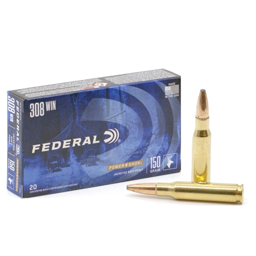 308 Winchester Federal