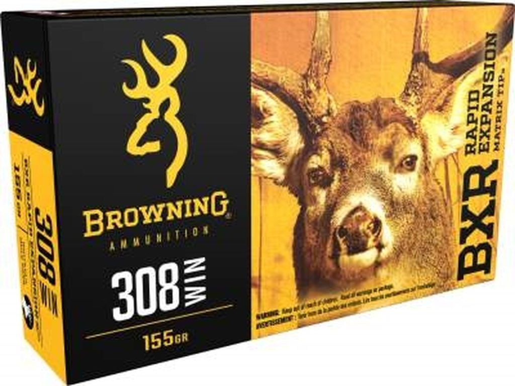 Browning 308 Win 155gr