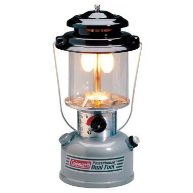 Coleman Dual Fuel 2-Mantle Powerhouse Lantern